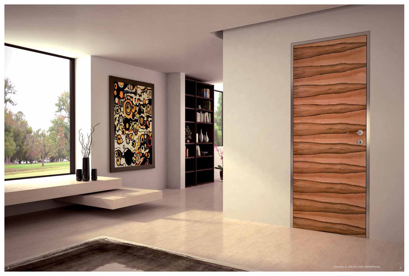 Il nuovo catalogo d immagine rubner per le porte interne for Rubner porte