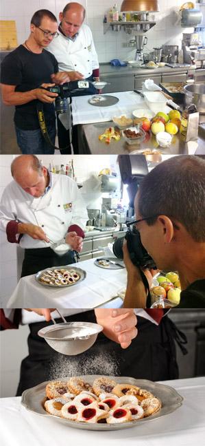 Fotoshooting Rezepte, Conzepta, Südtiroler Spezialitäten, Marketing, regionale Produkte